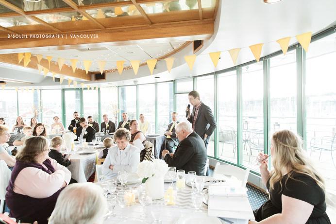 False Creek Yacht Club Wedding Laura Sean DSOLEIL