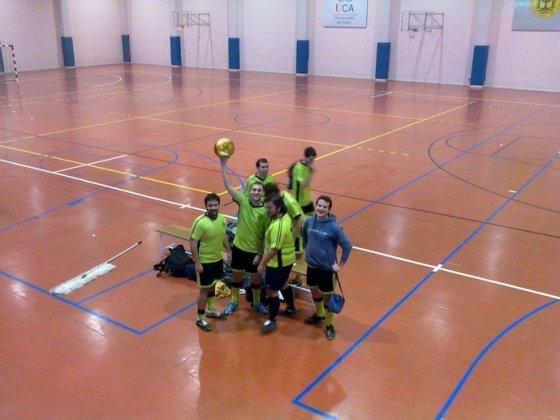 El capitán del equipo, con el Balón de Oro.