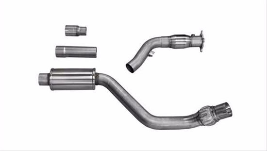 Corsa Exhaust Downpipe For 2009-2014 Audi A4 B8 2.0L Turbo