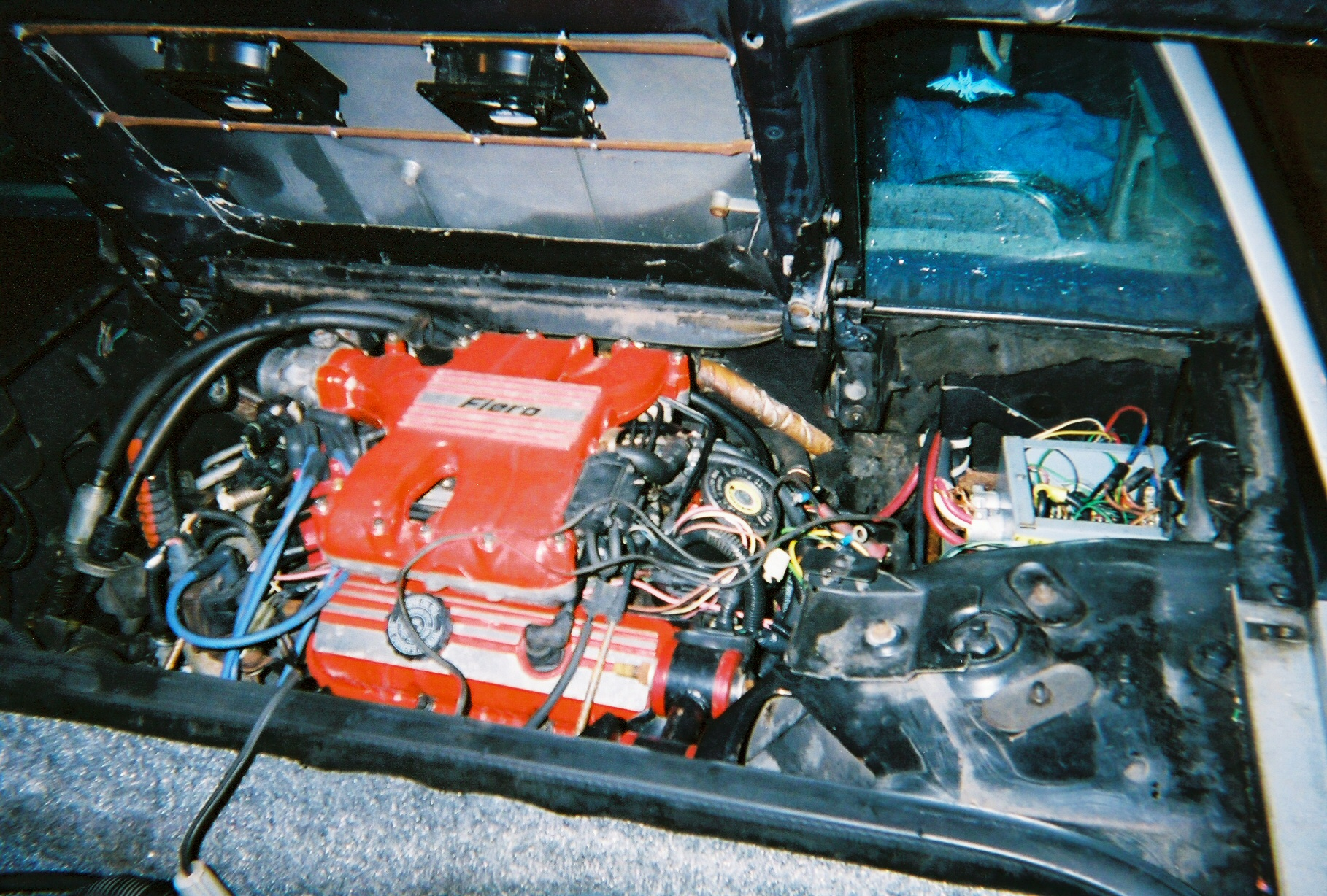 hight resolution of testing the electrical system pontiac fiero