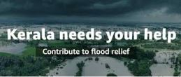 Donate to Kerala