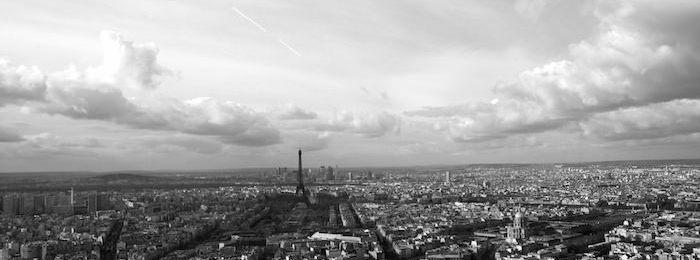 Photo de Paris vue de la Tour Montparnasse