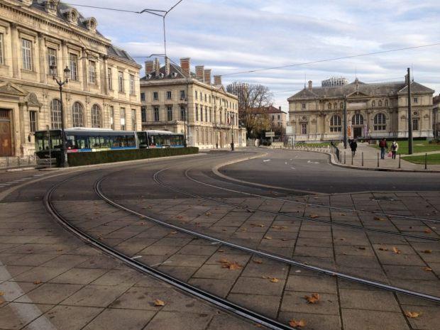 Grenoble et son tramway