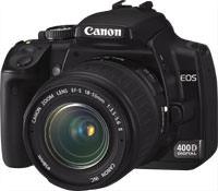 Canon EOS 400D : mon 1er réflex