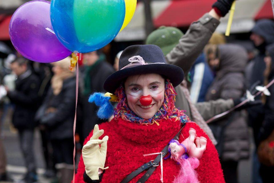 Photos du Carnaval de Paris 2013