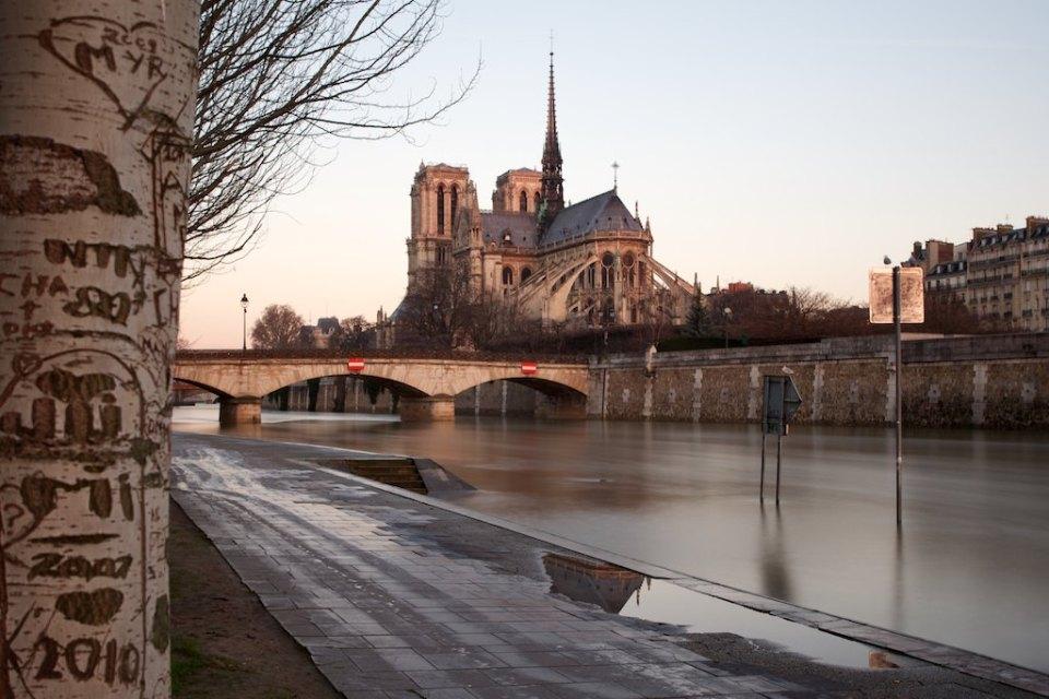 Photos de la cathédrale Notre Dame de Paris