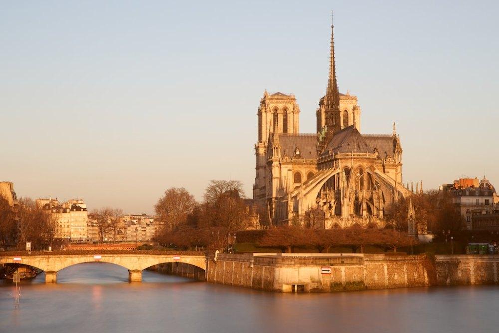 Photo de Notre Dame de Paris