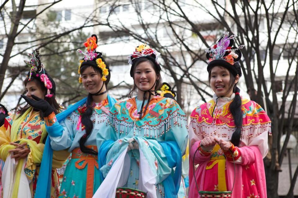 Photos du Nouvel An Chinois 2013 à Paris