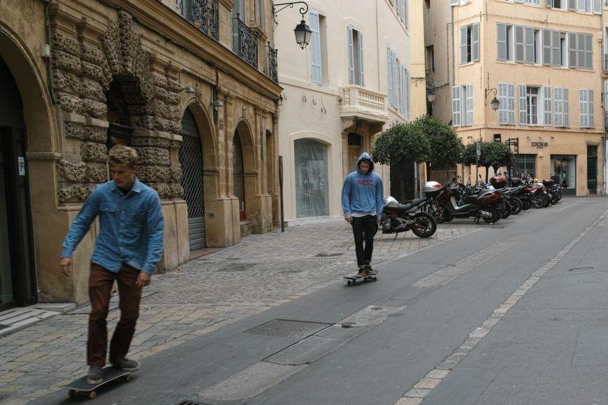 Sk8 in Aix