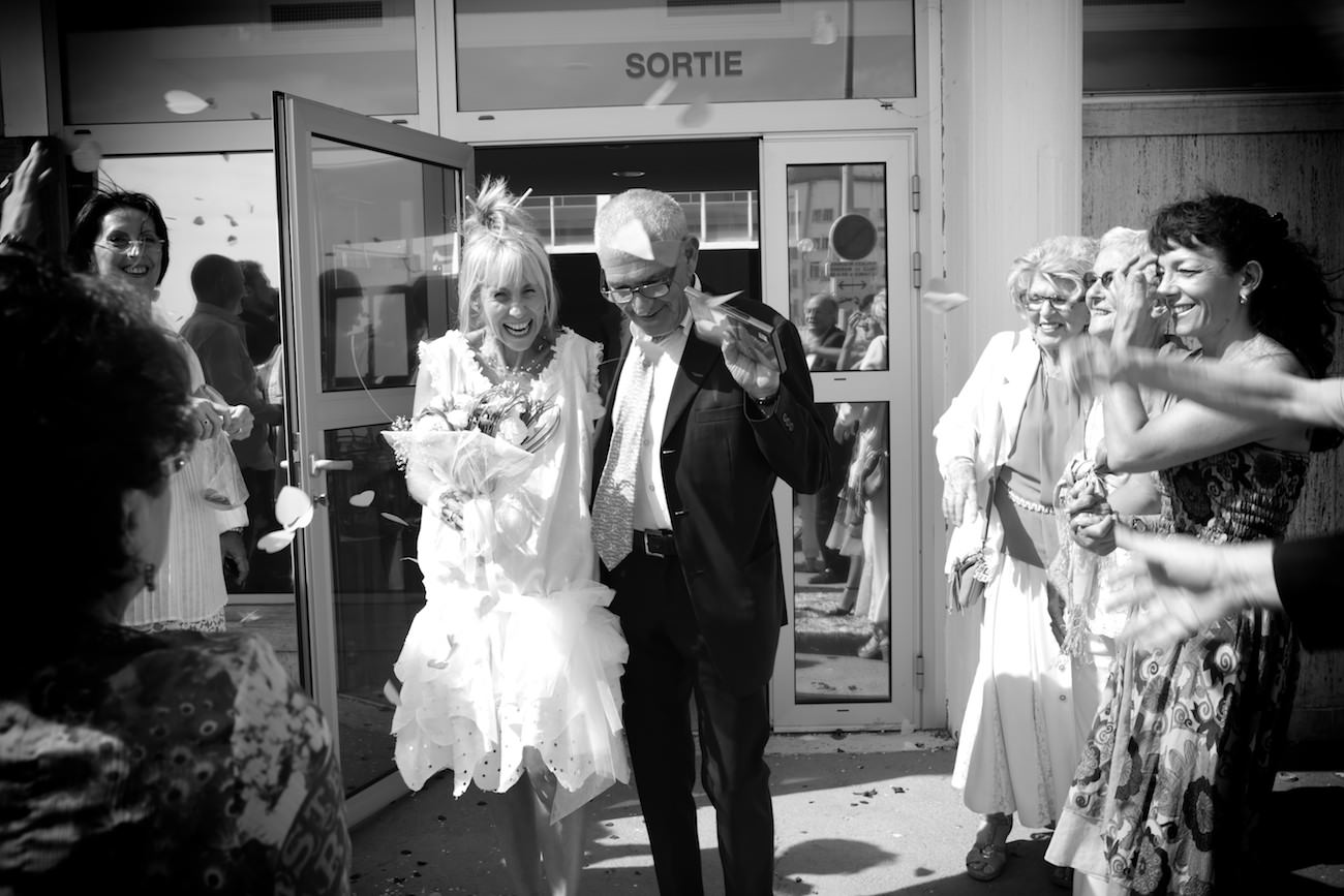 Photo Sortie de Mairie Toulon