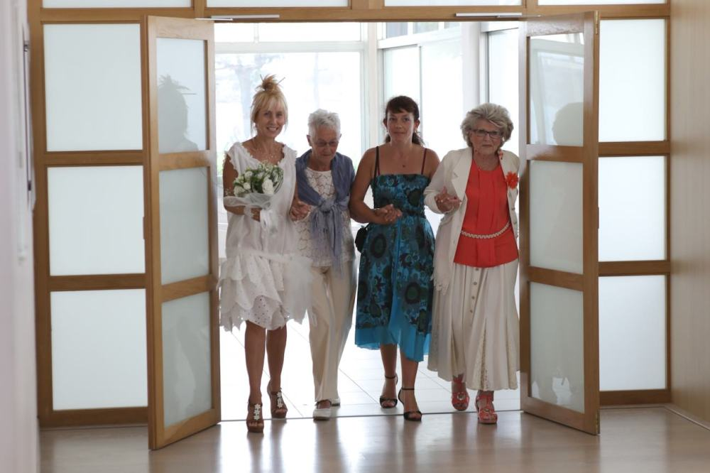 Photo Entrée de la mariée Toulon