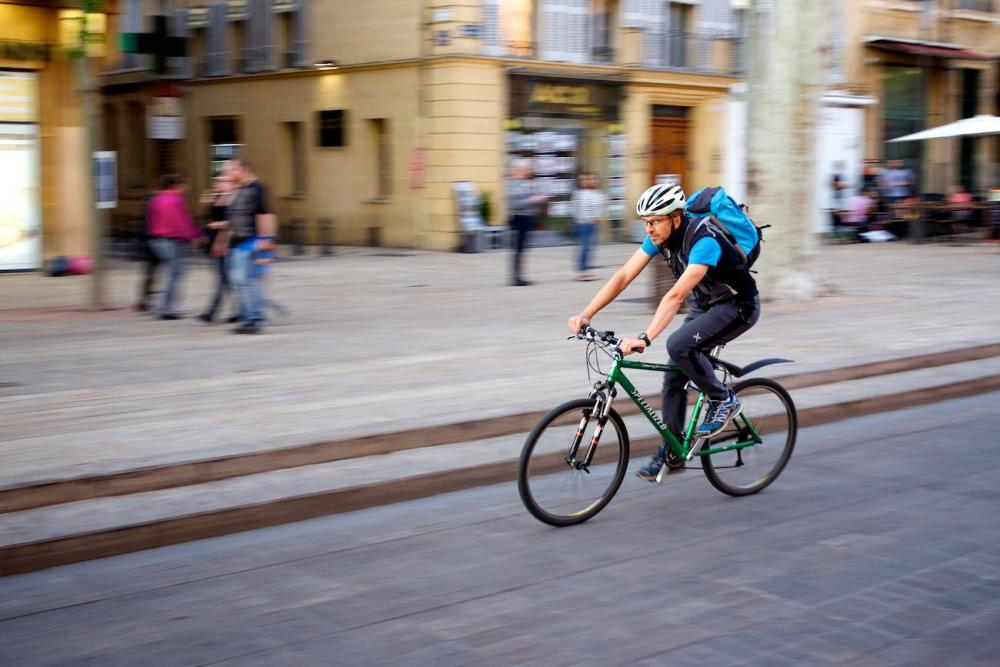 Filé de cycliste