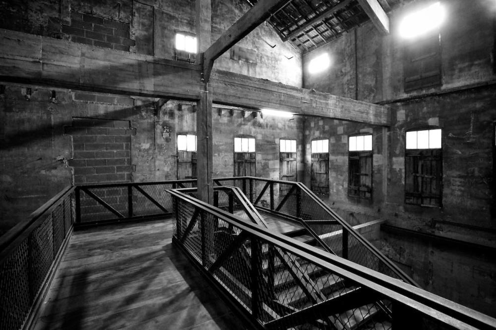 #10 Le 2nd escalier