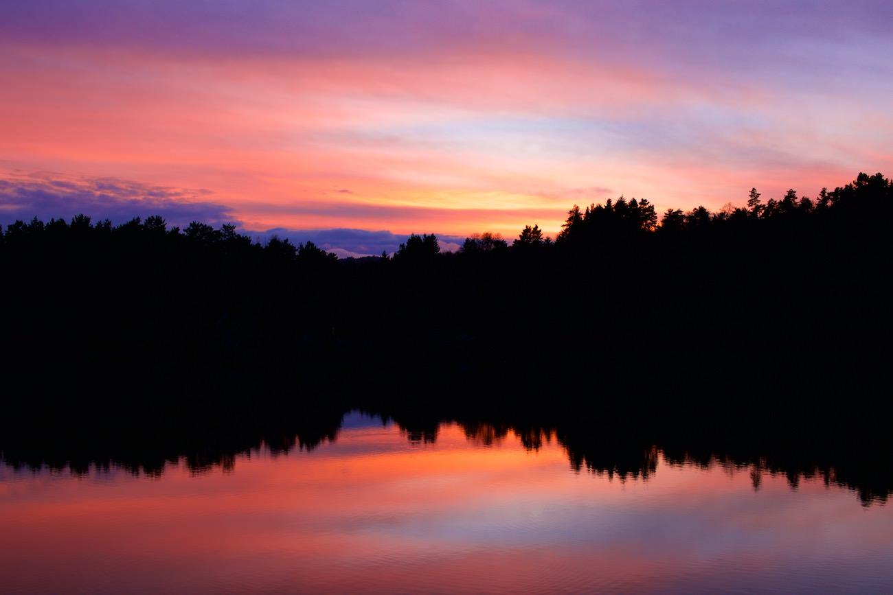 Lac de la Cassière
