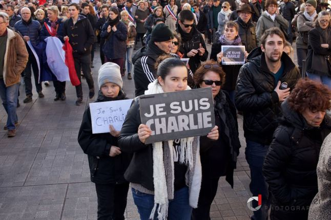 #43 Ils sont Charlie