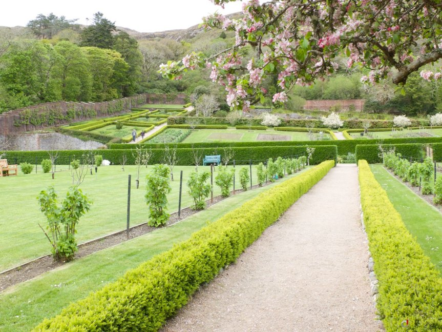 #12 Kylemore's Garden