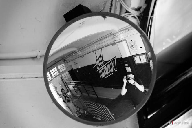 #01 Selfie Aux tableaux