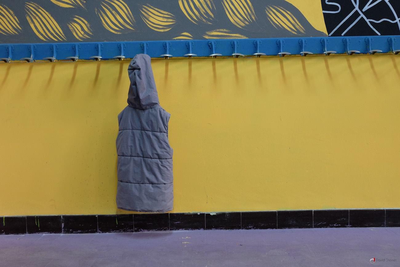 #43 Porte manteau
