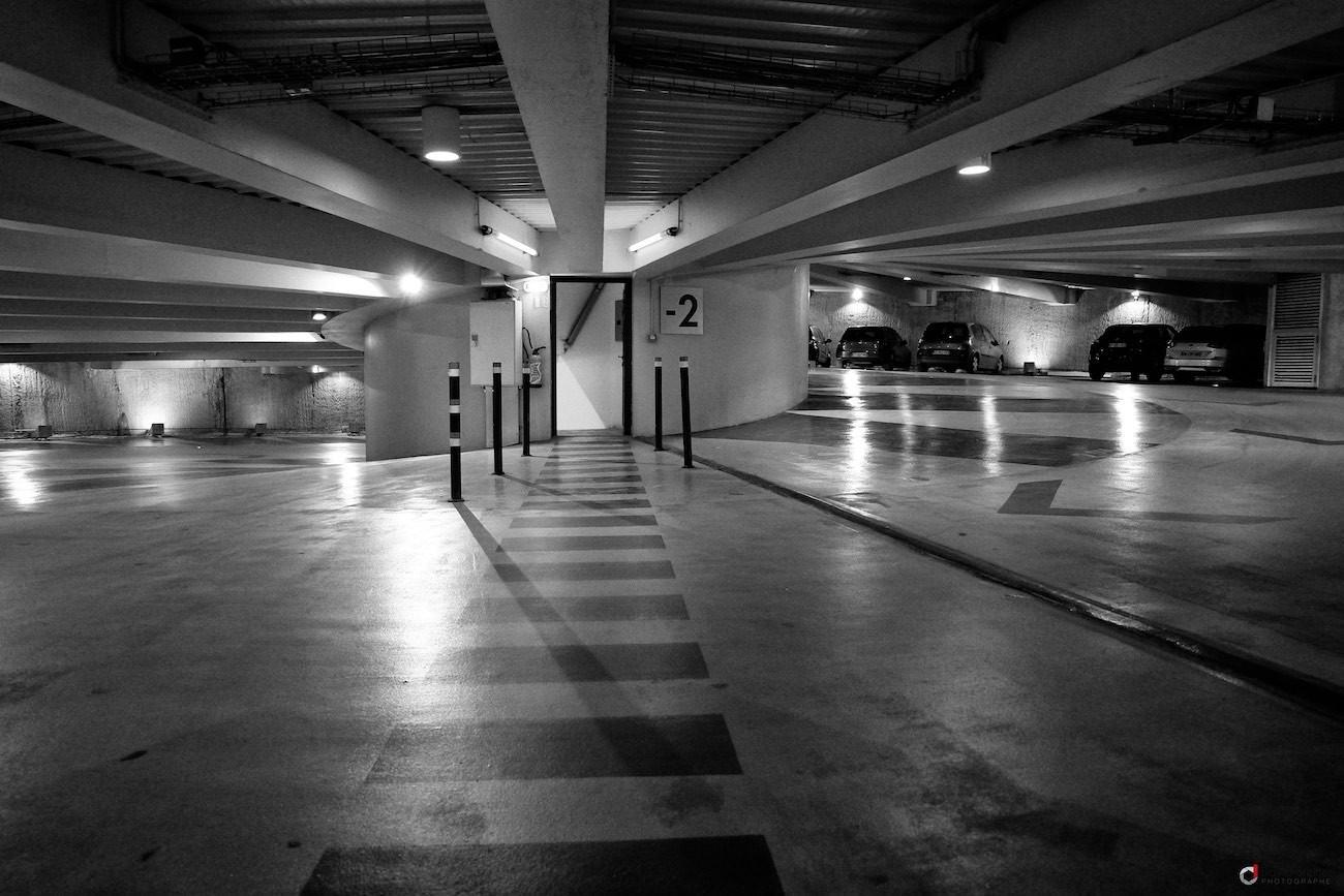 Parking souterrain