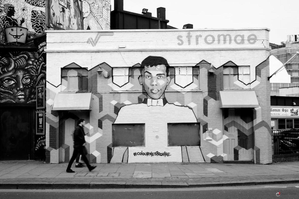 Un peu de photos de rue à Londres