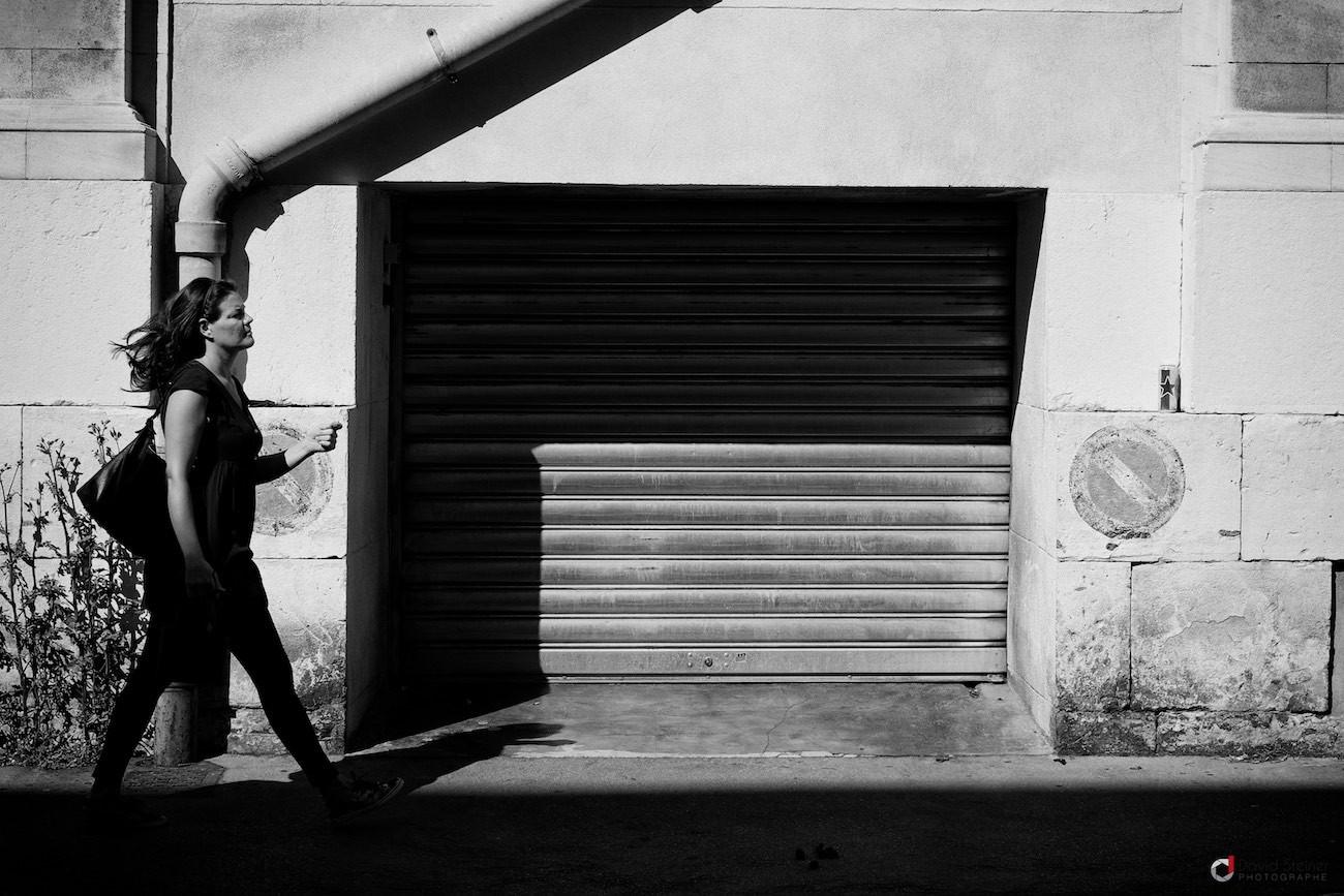 Photo de rue dans Aix en provence