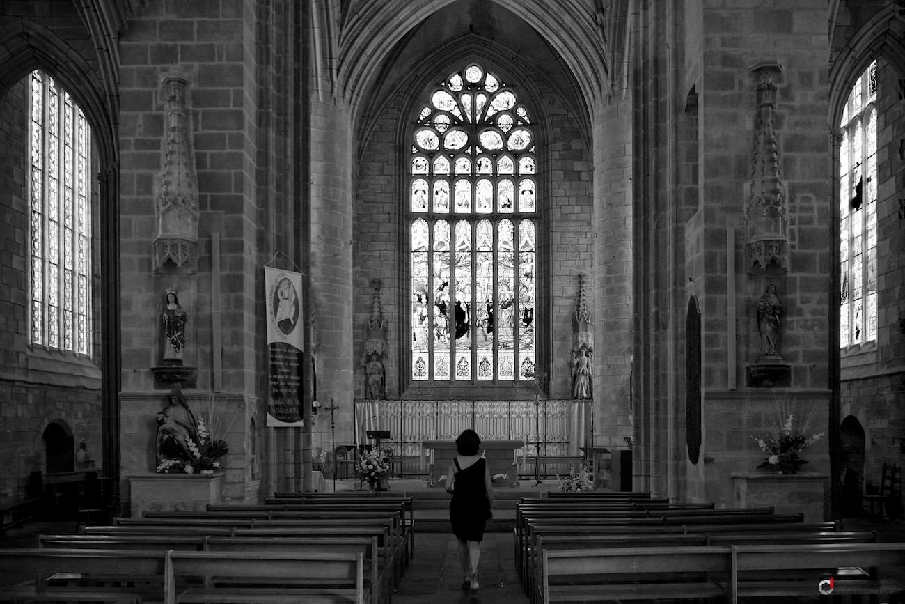 Eglise de Quimperlé