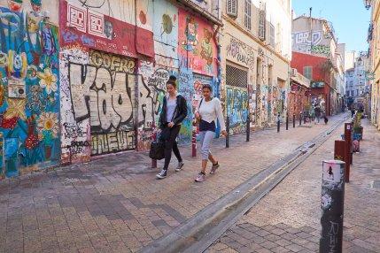 Street Art à Marseille