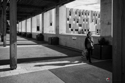 Photo de rue à Aix en provence