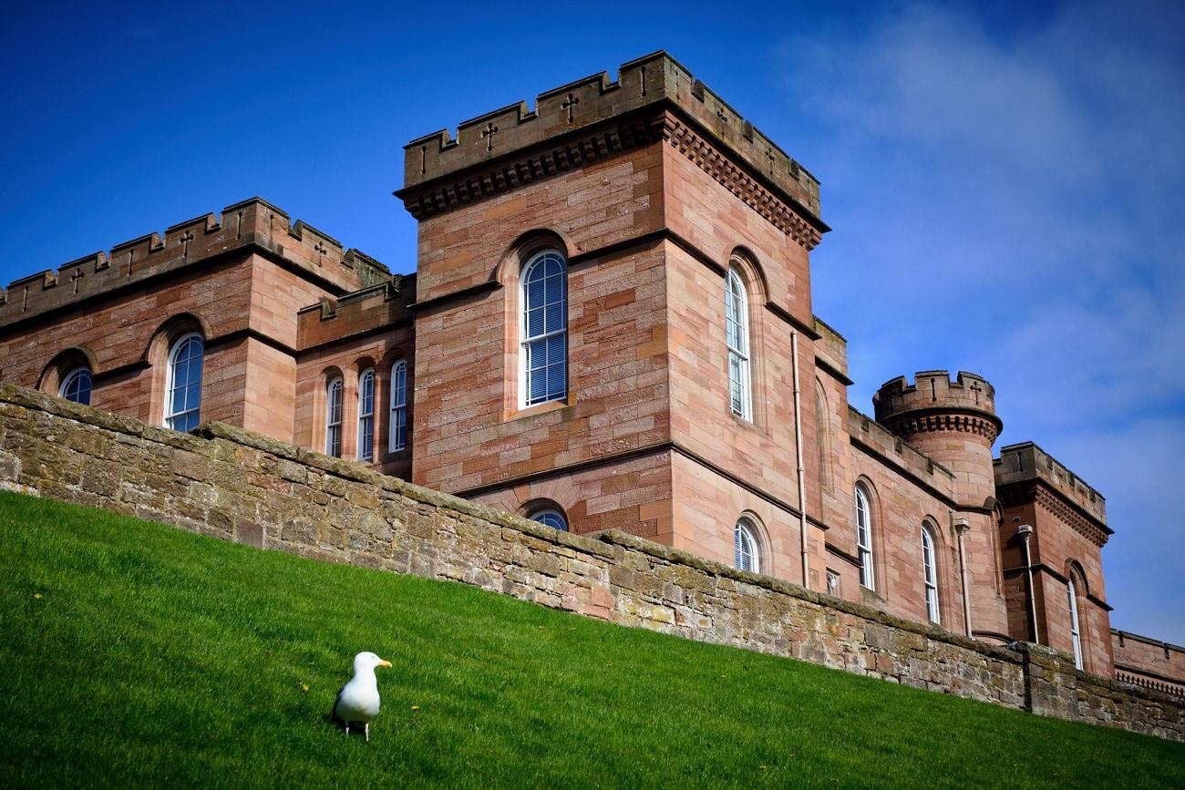 Chateau d'Inverness