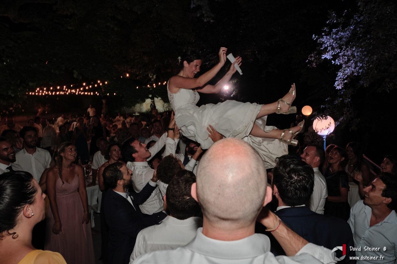 Saut de la mariée