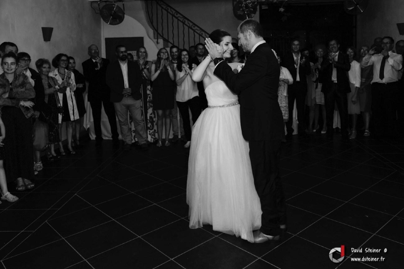 Première danse à Ayguebelle