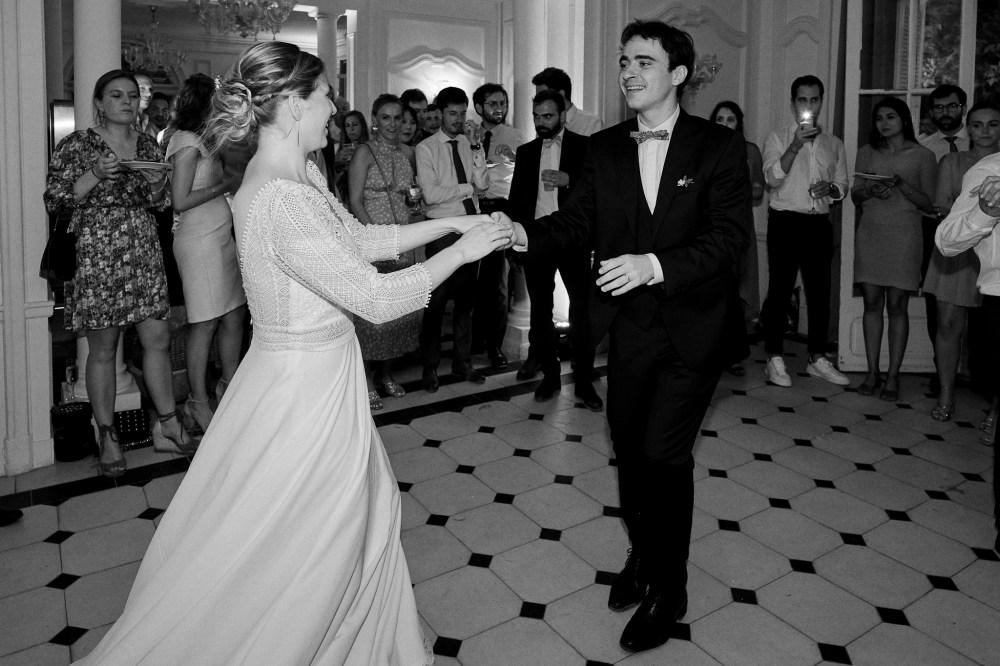 Première danse, mariage à Toulon