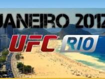Globoesporte.com leva internautas para assistir ao UFC Rio
