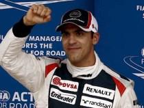 Maldonato recoloca Williams no podium da Formula 1