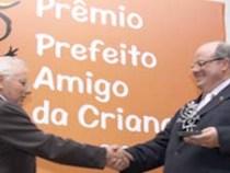 Vitória da Conquista recebe Premio em Brasília