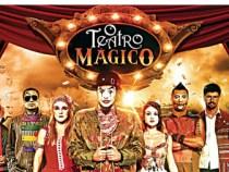 Teatro Mágico em Conquista
