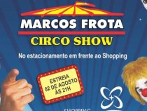 Leve seu pai ao Marcos Frota Circo Show