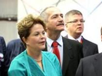 Londres: Dilma visita Parque Olímpico com Edir Macedo