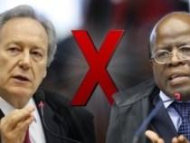 Lewandowski e Barbosa esquentam julgamento do mensalão