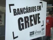 No 3º dia de greve mais bancários aderem ao movimento