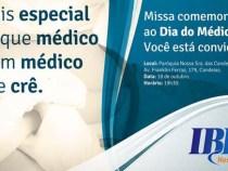 IBR comemora Dia do Médico