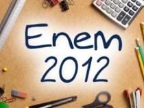 Gabarito das provas do ENEM