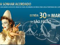 Começa venda de ingressos para o Cirque du Soleil