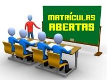 Abertas as matrículas da Rede Pública Municipal de Ensino