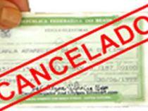 Mais de 130 mil baianos podem ter o título eleitoral cancelado