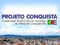 Vitória da Conquista recebe comitiva de Cuba e do Inca