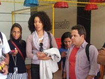 Autoridades visitam Estação Juventude