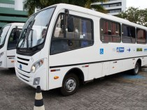Vitória da Conquista recebe ônibus especial