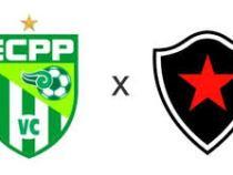 ECPP vence Botafogo e volta a zona de classificação