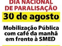 SIMMP convoca mobilização pública para amanhã